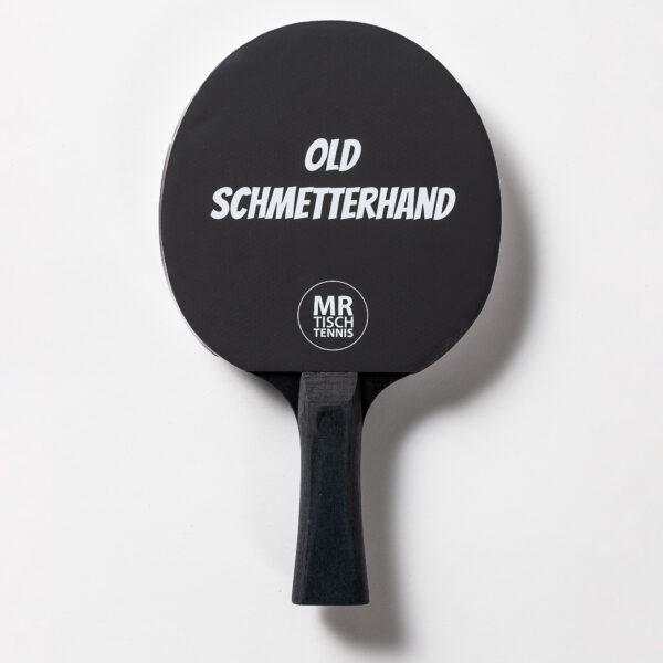 Fertigschläger Old Schmetterhand