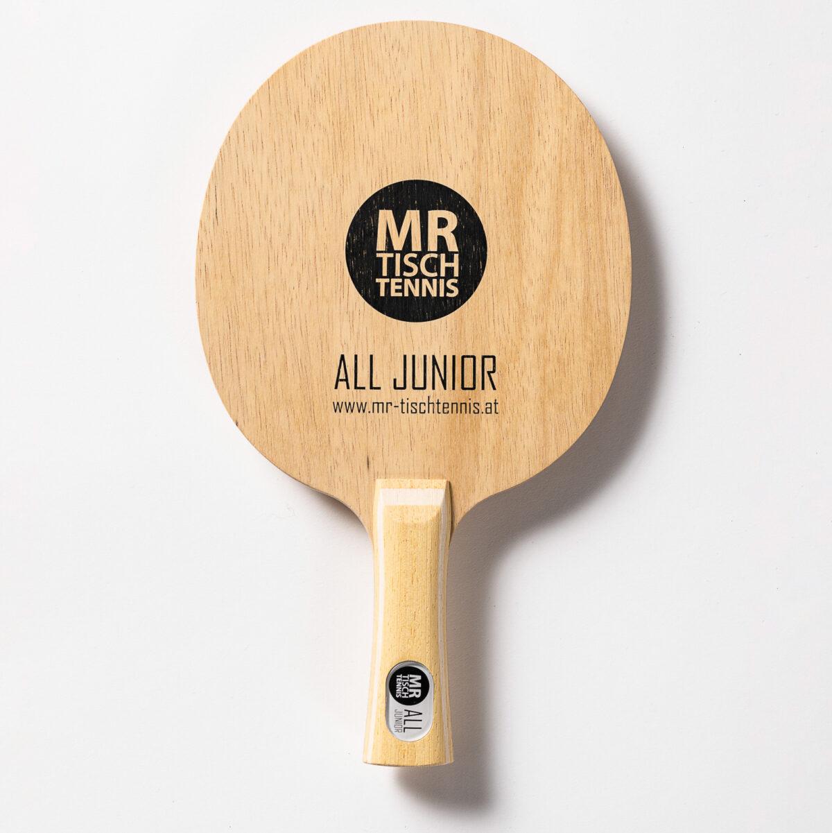 Mr. Tischtennis All Junior konkav