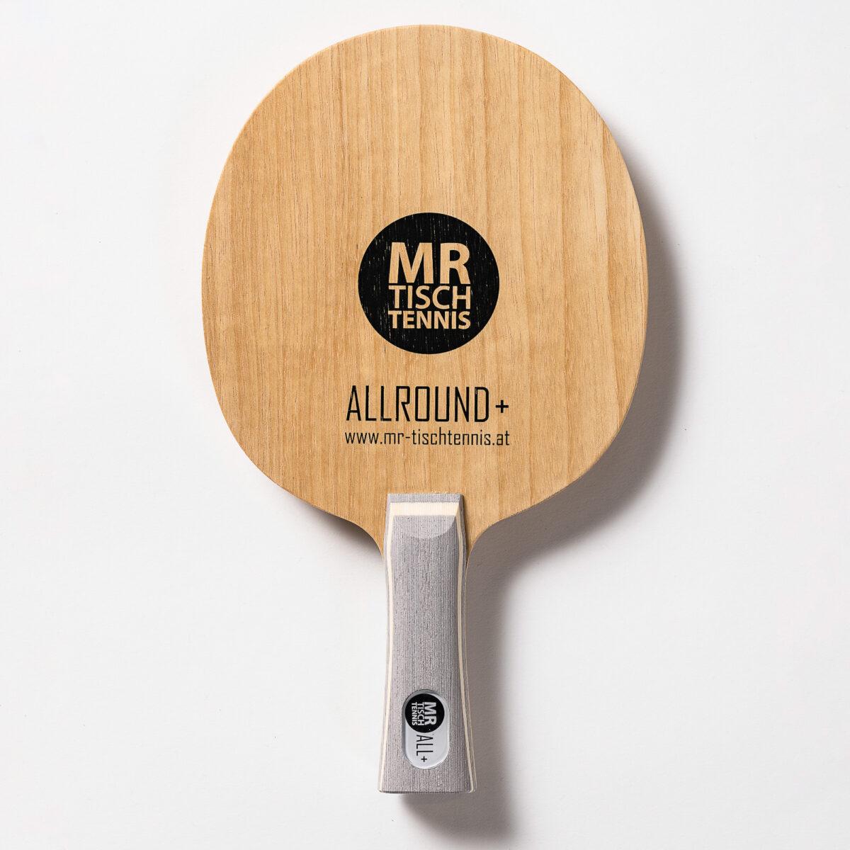 Mr. Tischtennis All+ konkav