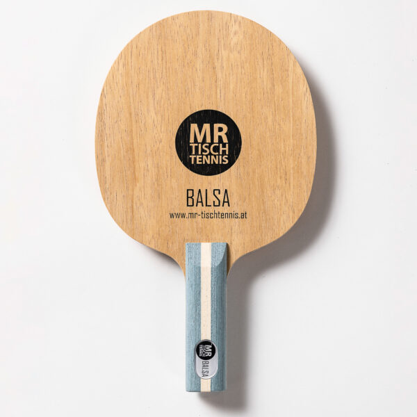 Mr. Tischtennis Balsa gerade