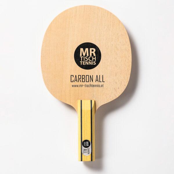 Mr. Tischtennis Carbon All gerade
