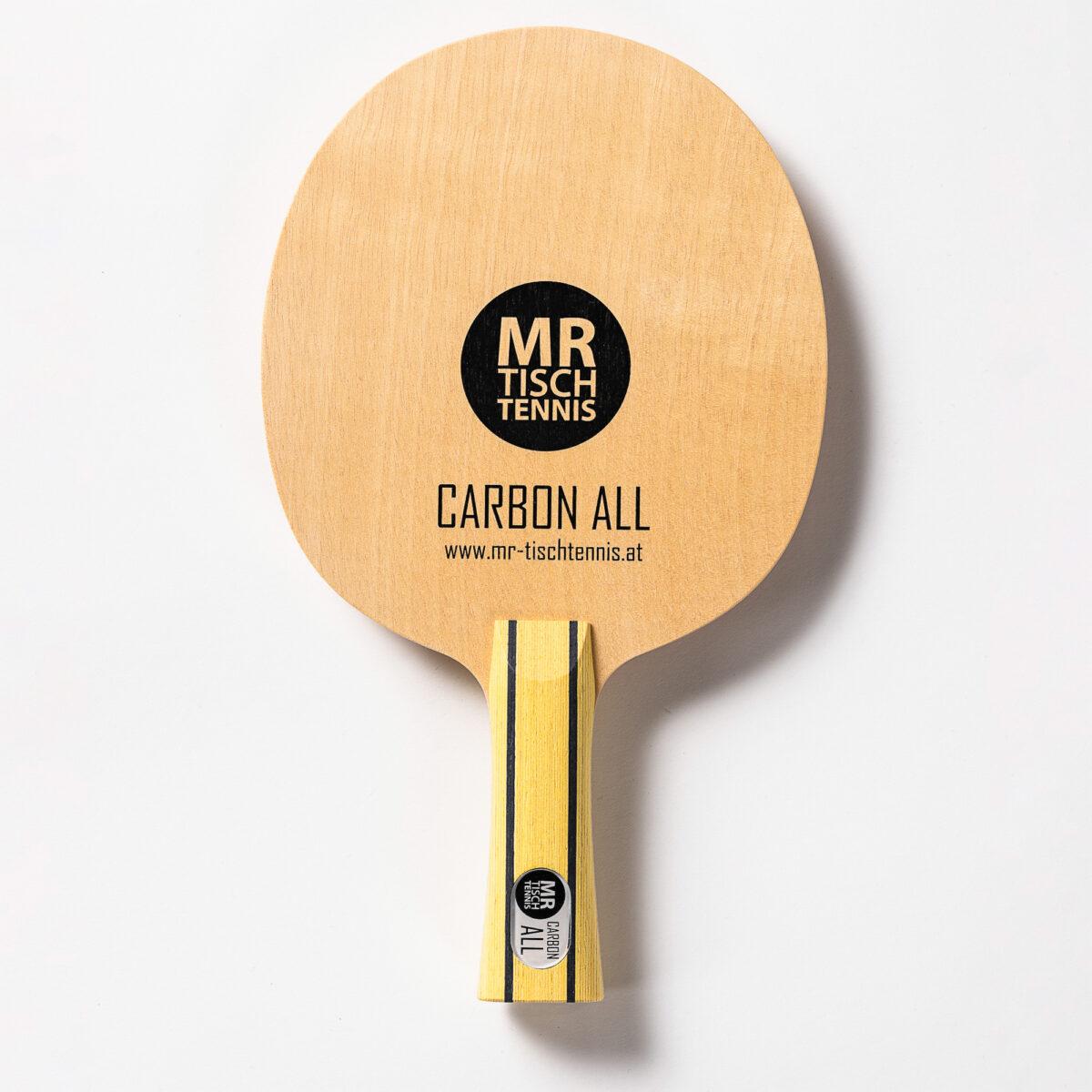 Mr. Tischtennis Carbon All konkav