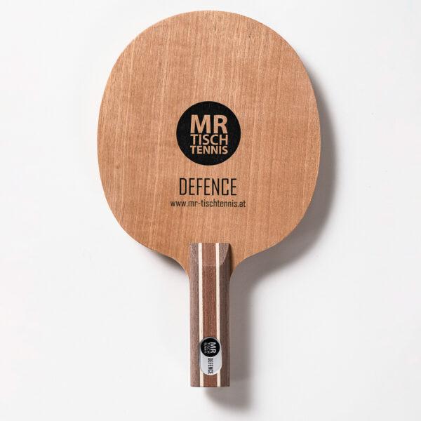 Mr. Tischtennis Defence gerade