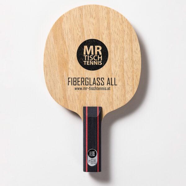 Mr. Tischtennis Fiberglass All gerade