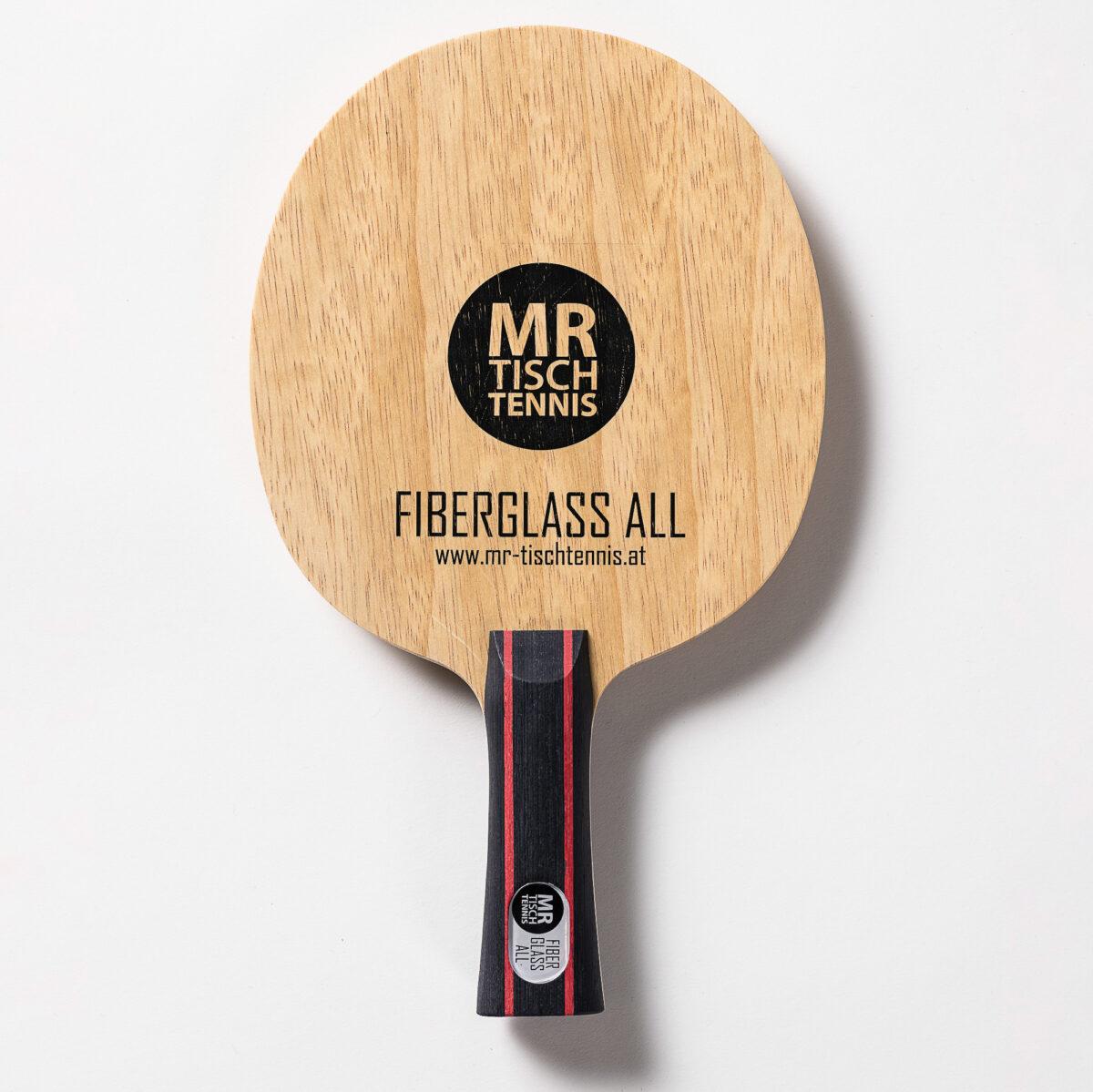Mr. Tischtennis Fiberglass All konkav