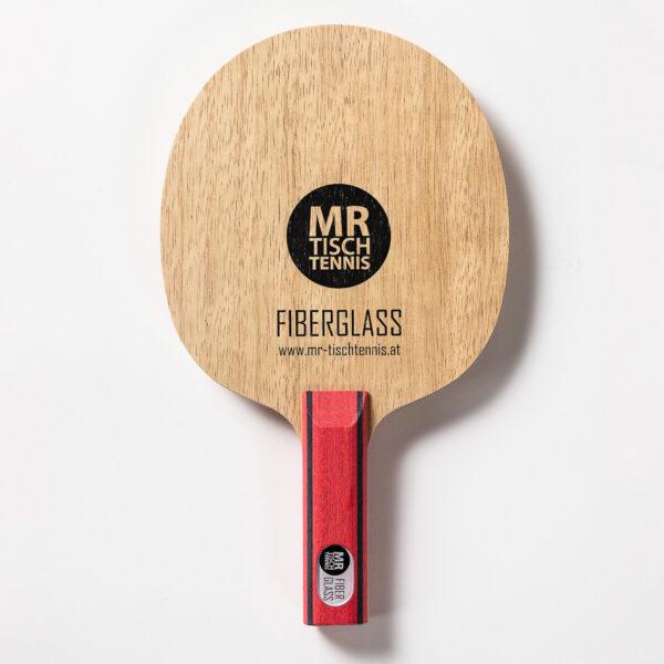 Mr. Tischtennis Fiberglass gerade