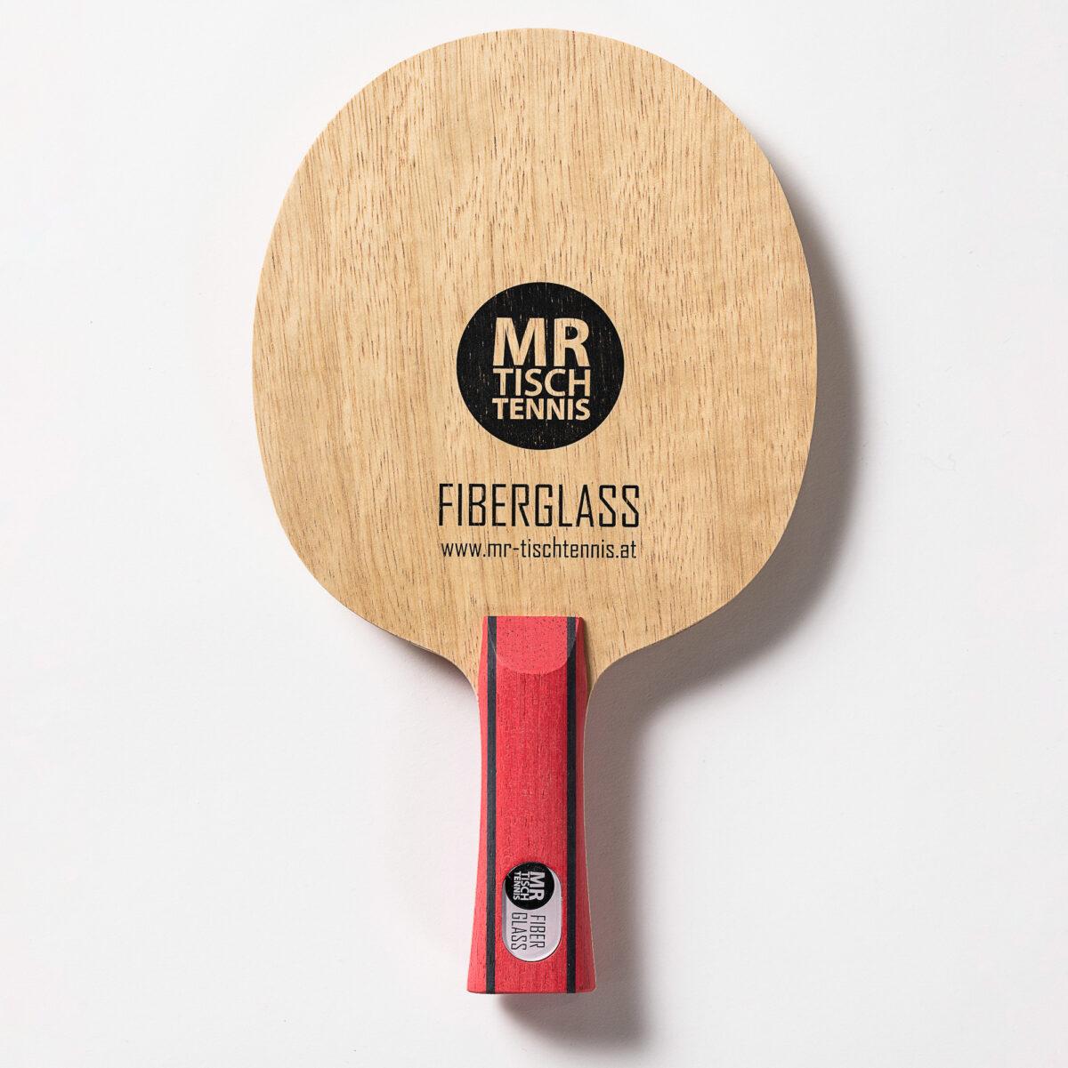 Mr. Tischtennis Fiberglass konkav