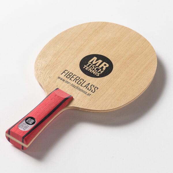 Mr. Tischtennis Fiberglass seitlich