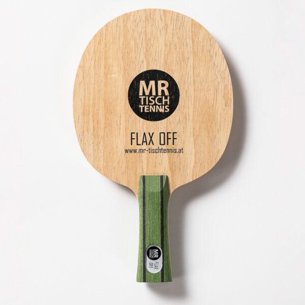Mr. Tischtennis Flax Off konkav