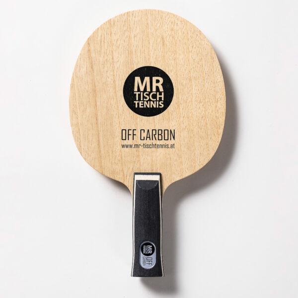 Mr. Tischtennis Off Carbon anatomisch