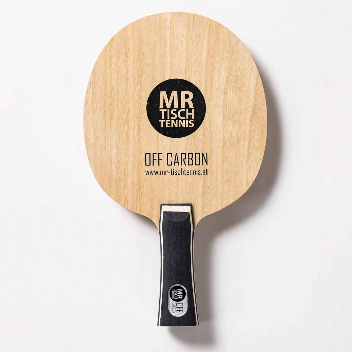 Mr. Tischtennis Off Carbon konkav