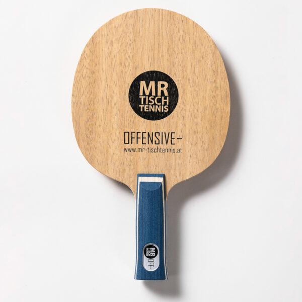Mr. Tischtennis Offensive- anatomisch