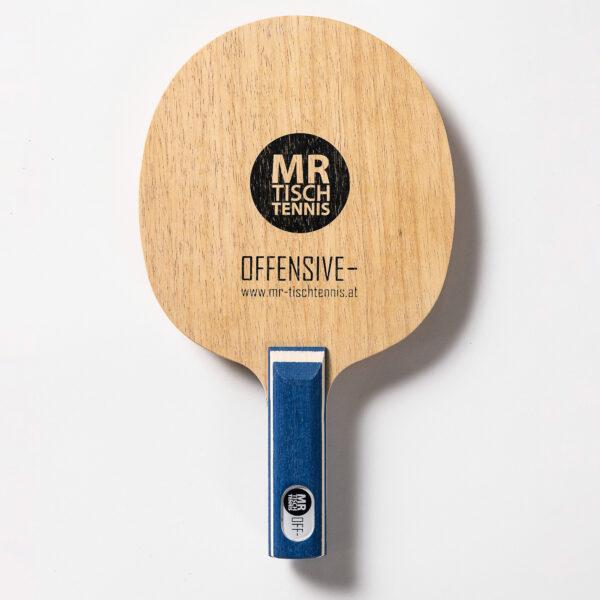 Mr. Tischtennis Offensive- gerade