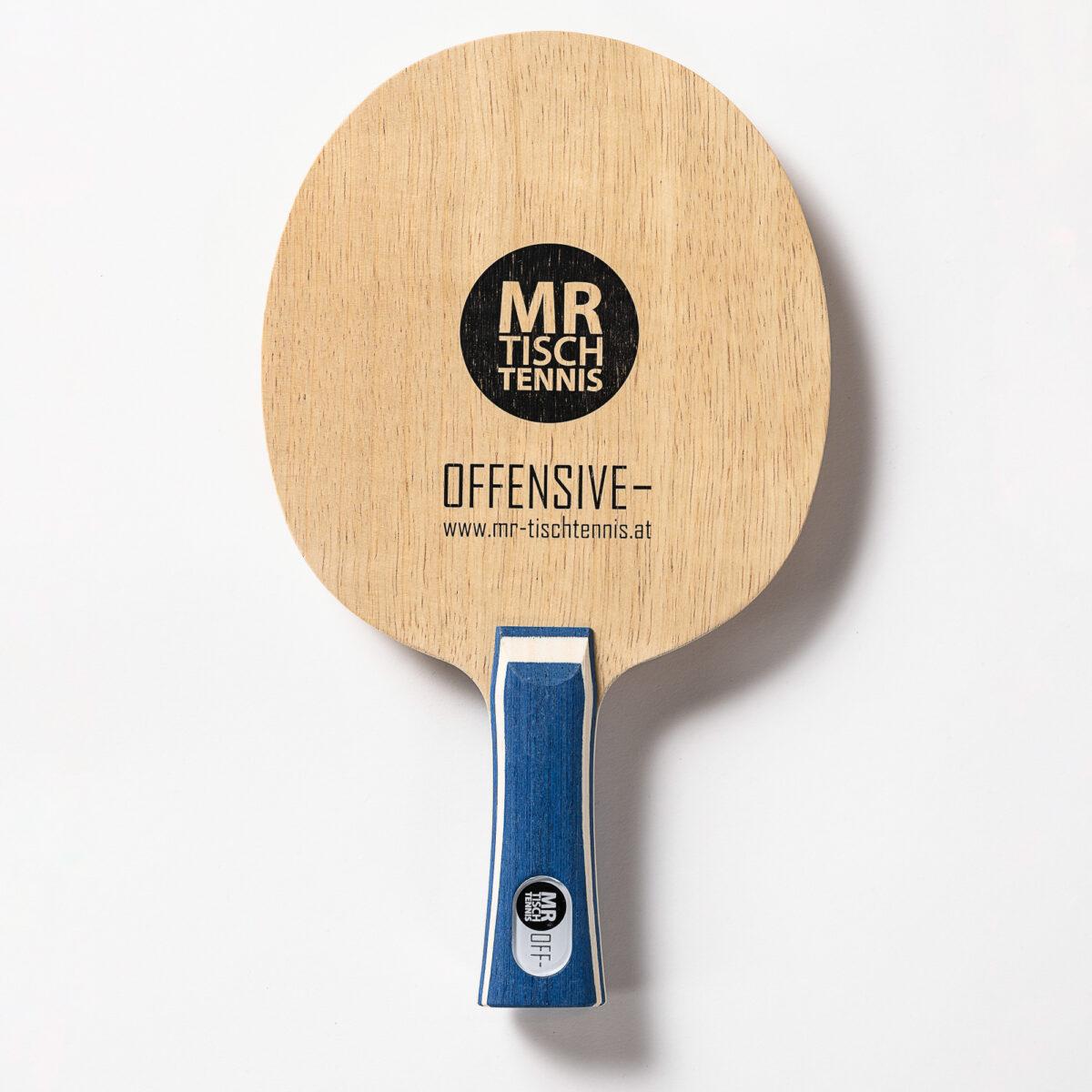 Mr. Tischtennis Offensive- konkav