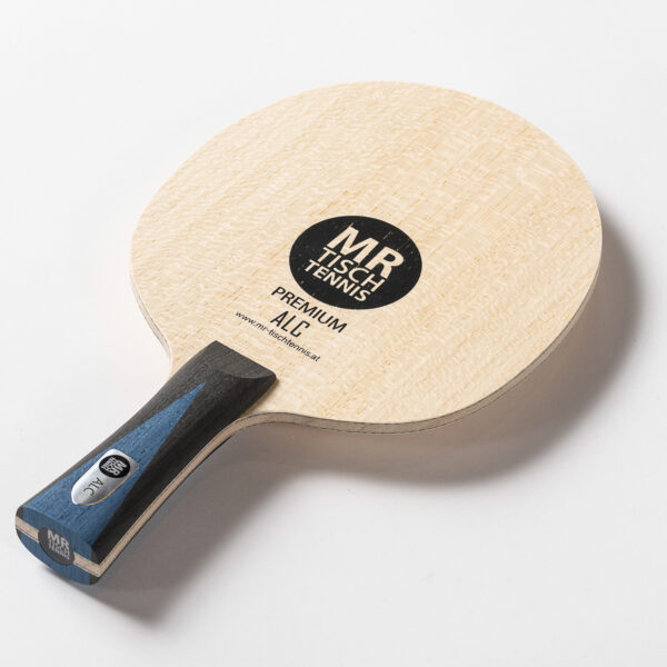Mr. Tischtennis Premium ALC seitlich